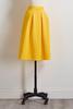 Solid Pop Scuba Skirt