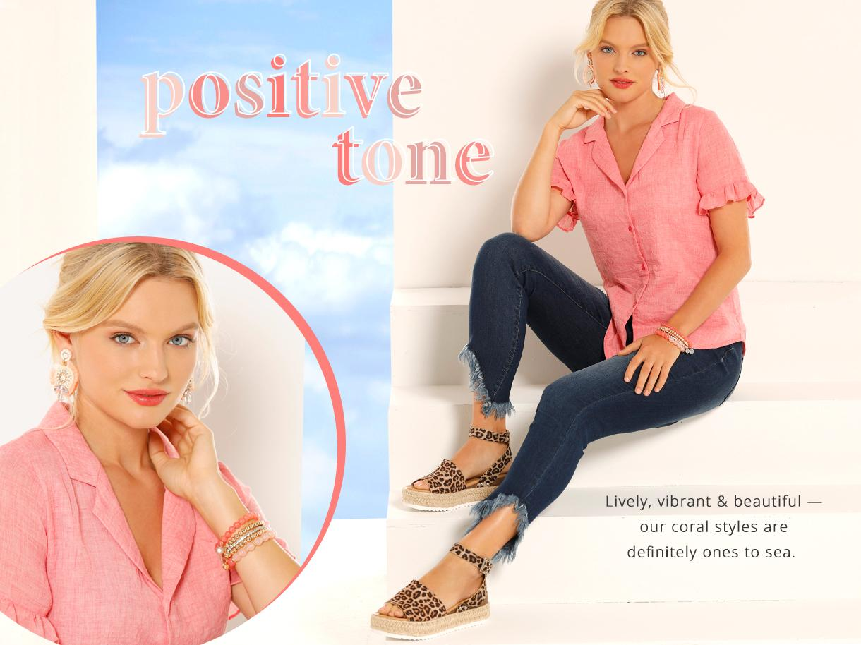 Positive Tone collection