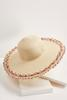 Confetti Frayed Edge Sun Hat