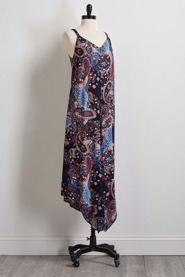 paisley genie jumpsuit