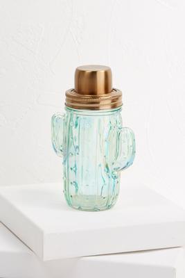 cactus mason jar shaker