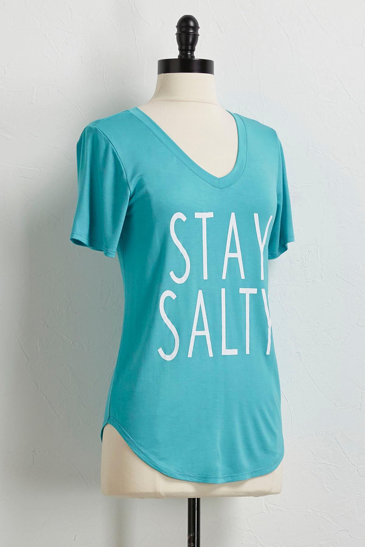 Stay Salty Tee