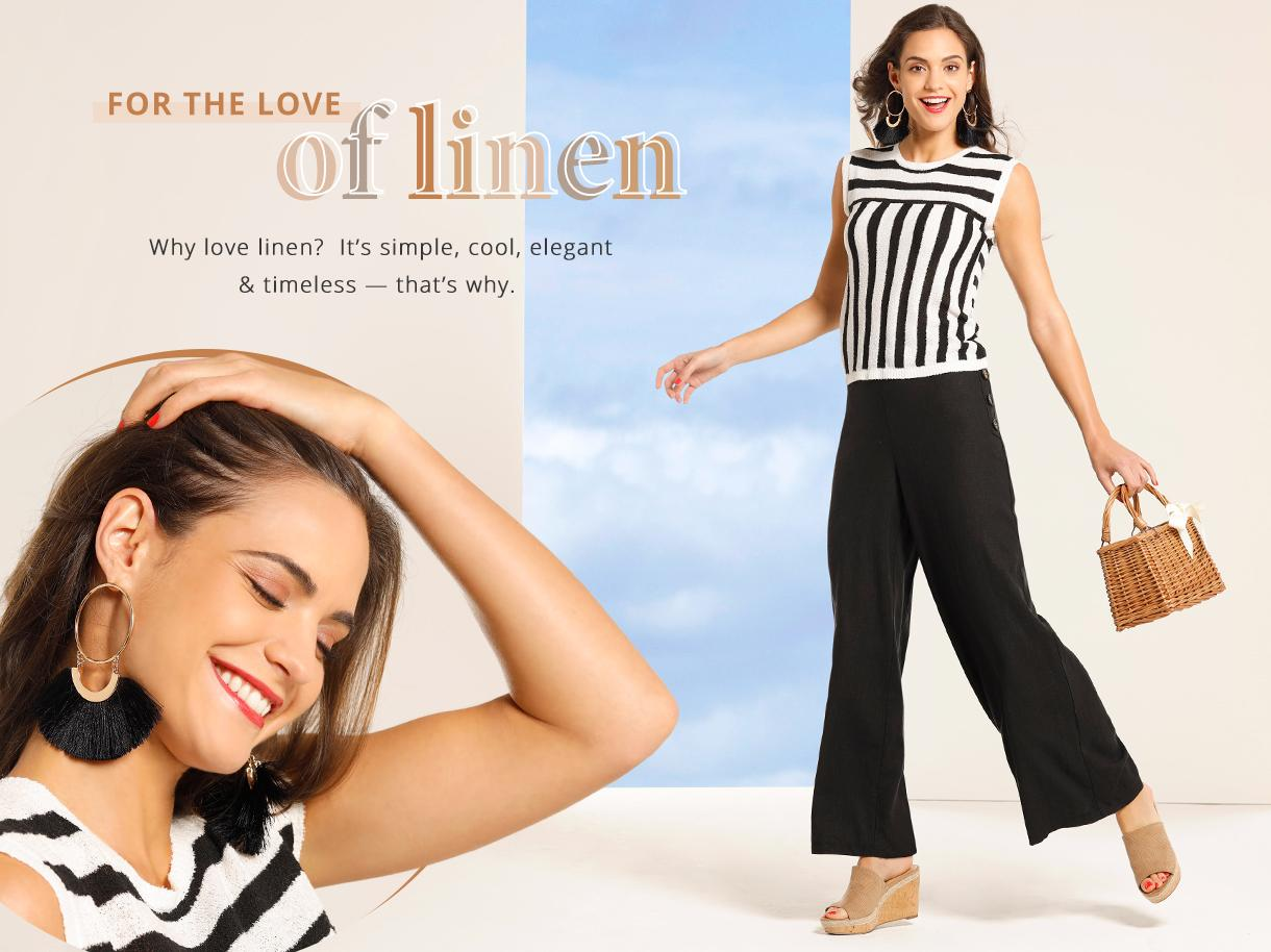 Love of Linen collection