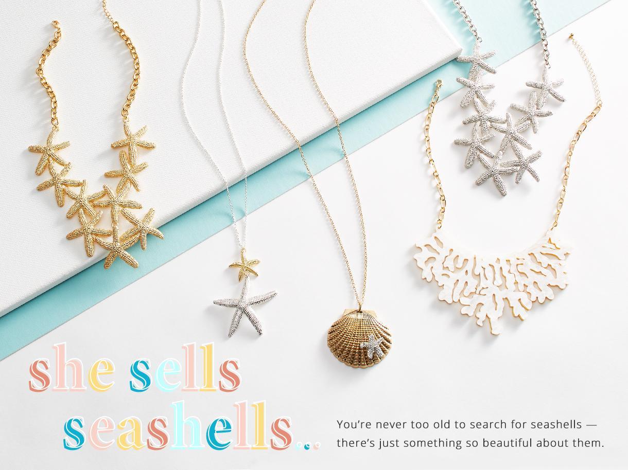 She Sells Seashells collection
