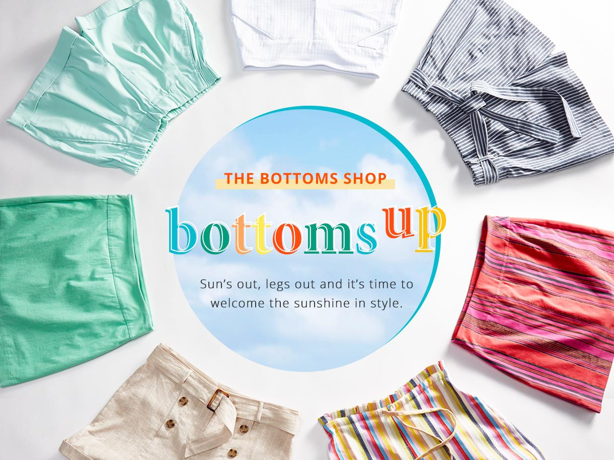 Bottoms Up collection