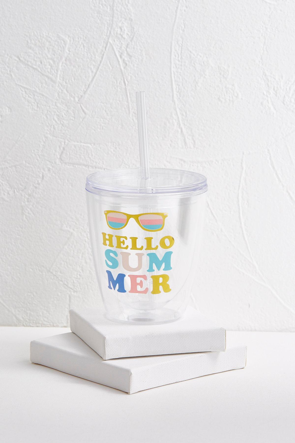Hello Summer Tumbler