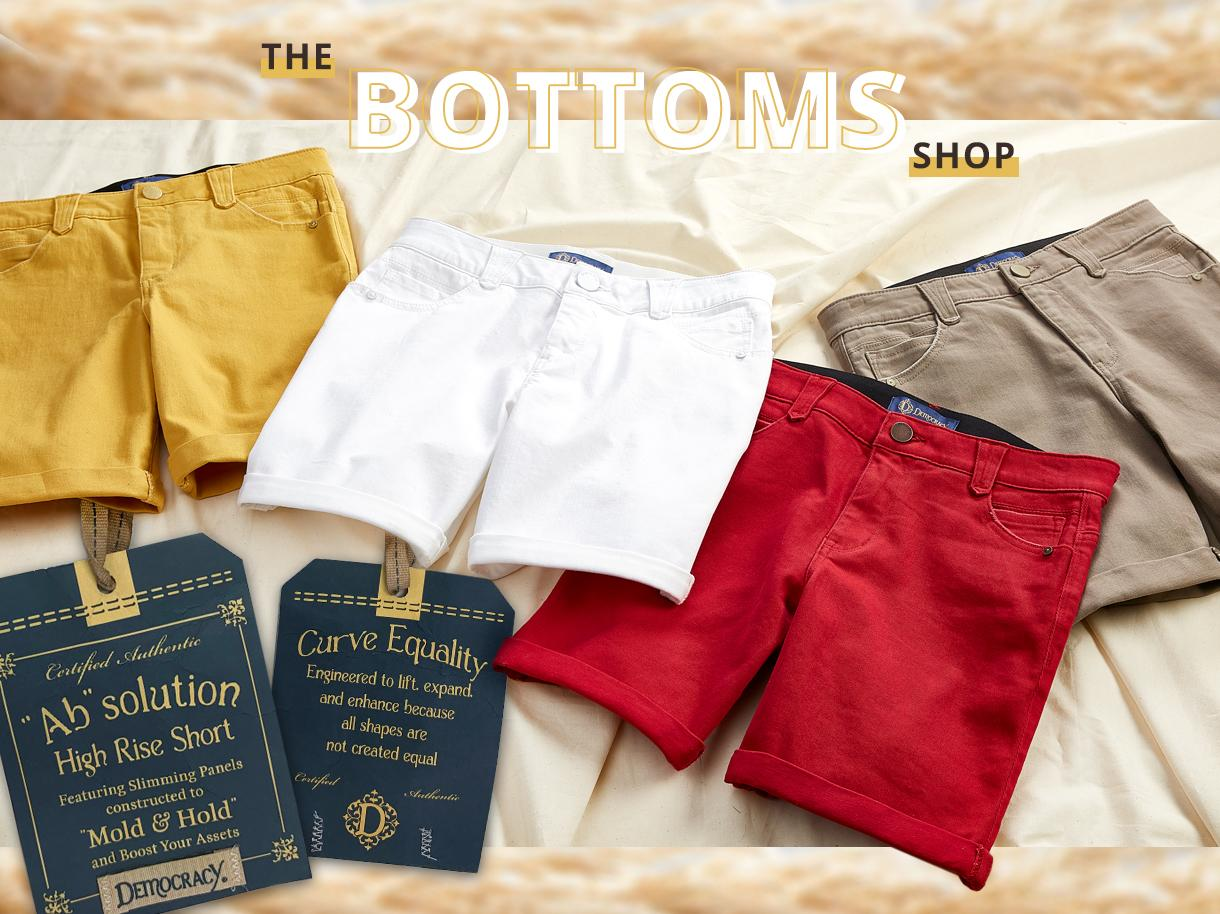 The Bottoms Shop collection