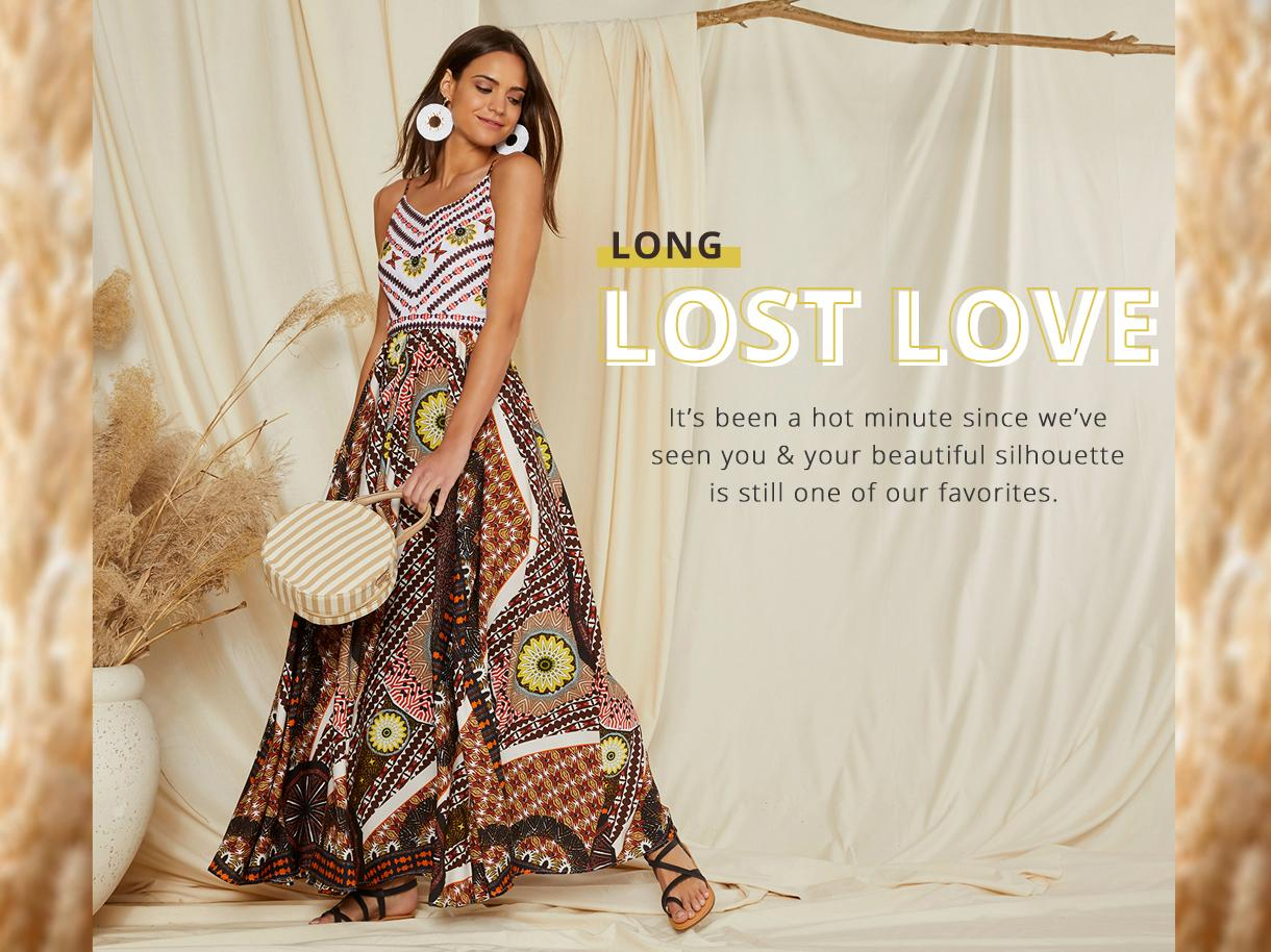 Long Lost Love collection