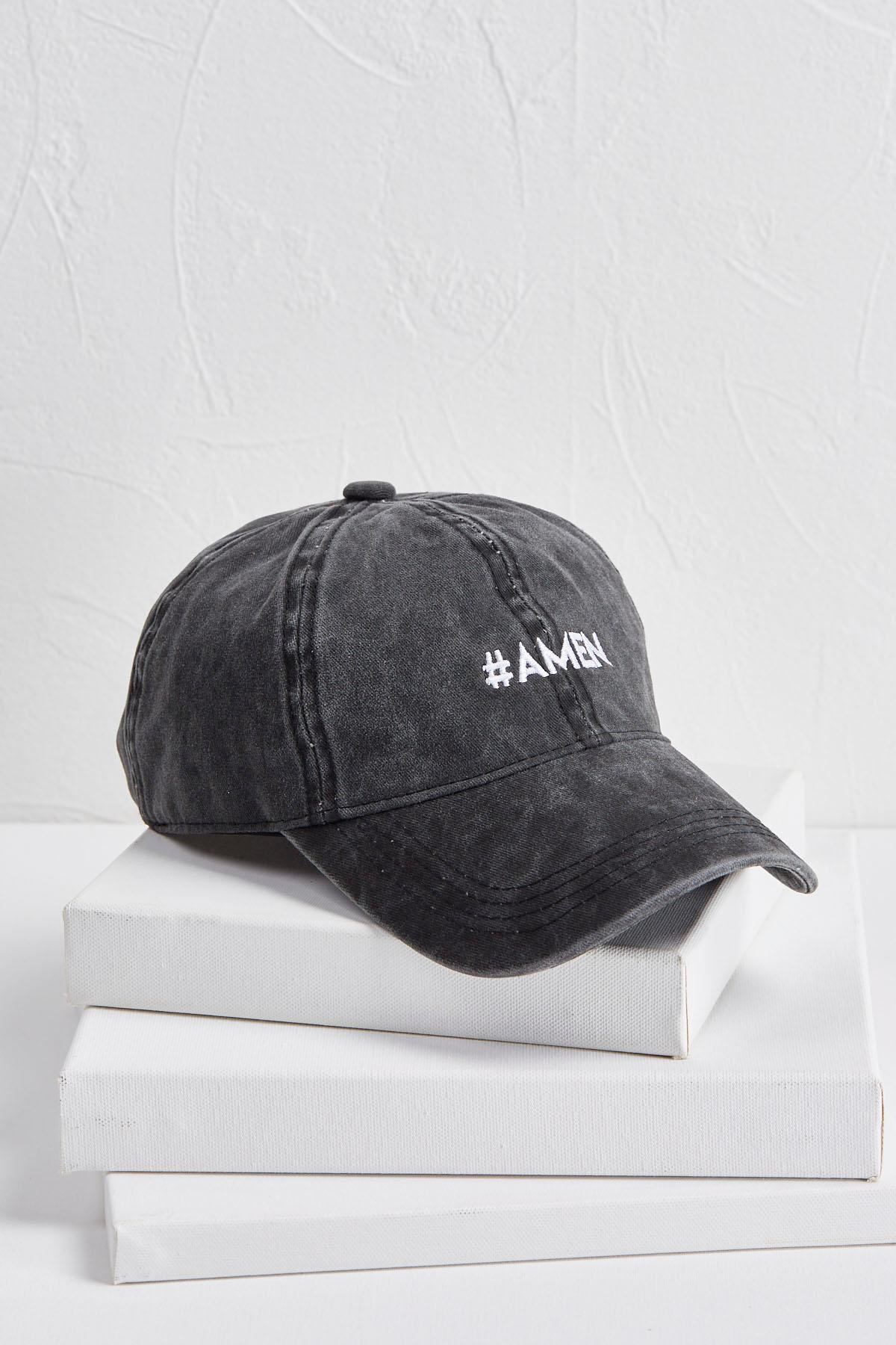 Hashtag Amen Baseball Hat
