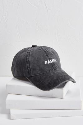 hashtag amen baseball hat