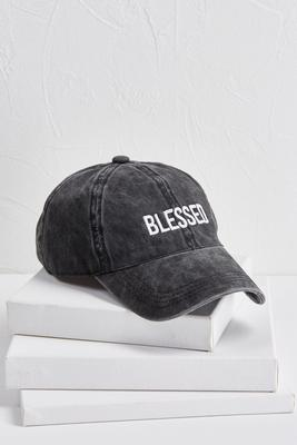 blessed baseball hat