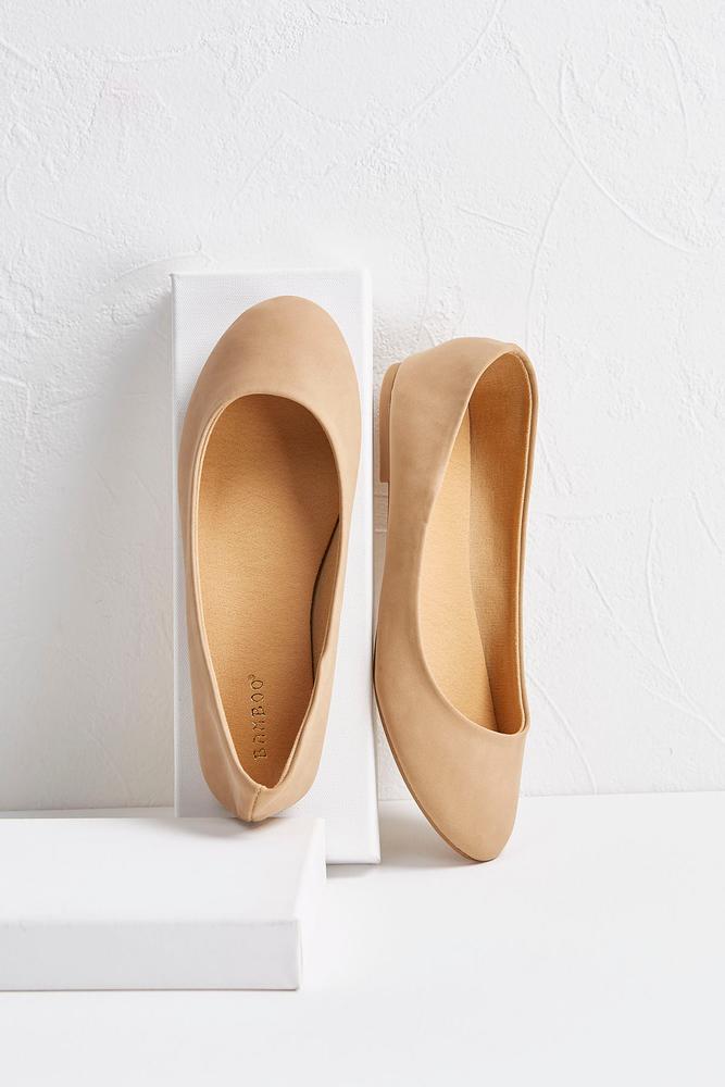 Solid Ballet Flats