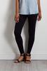 Black Nylon Leggings