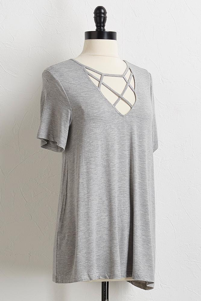 Soft Strappy Tee
