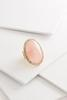 Haloed Semi- Precious Statement Ring