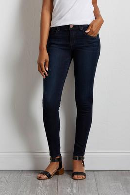 shape enhancing jeggings