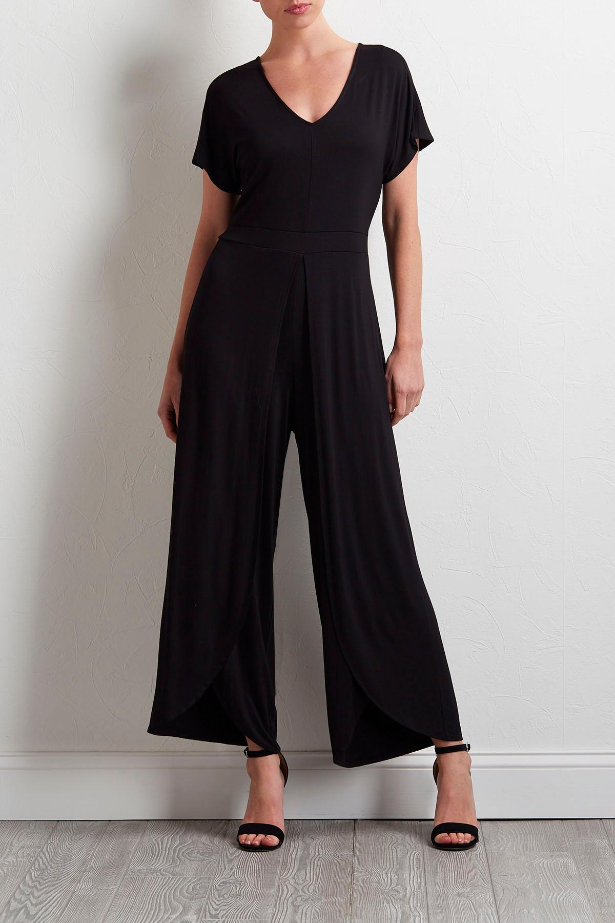 Walk Thru Jumpsuit
