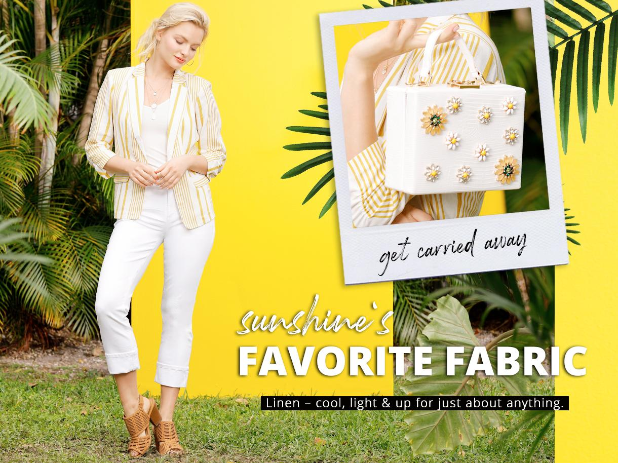 Sunshine`s Favorite Fabric collection