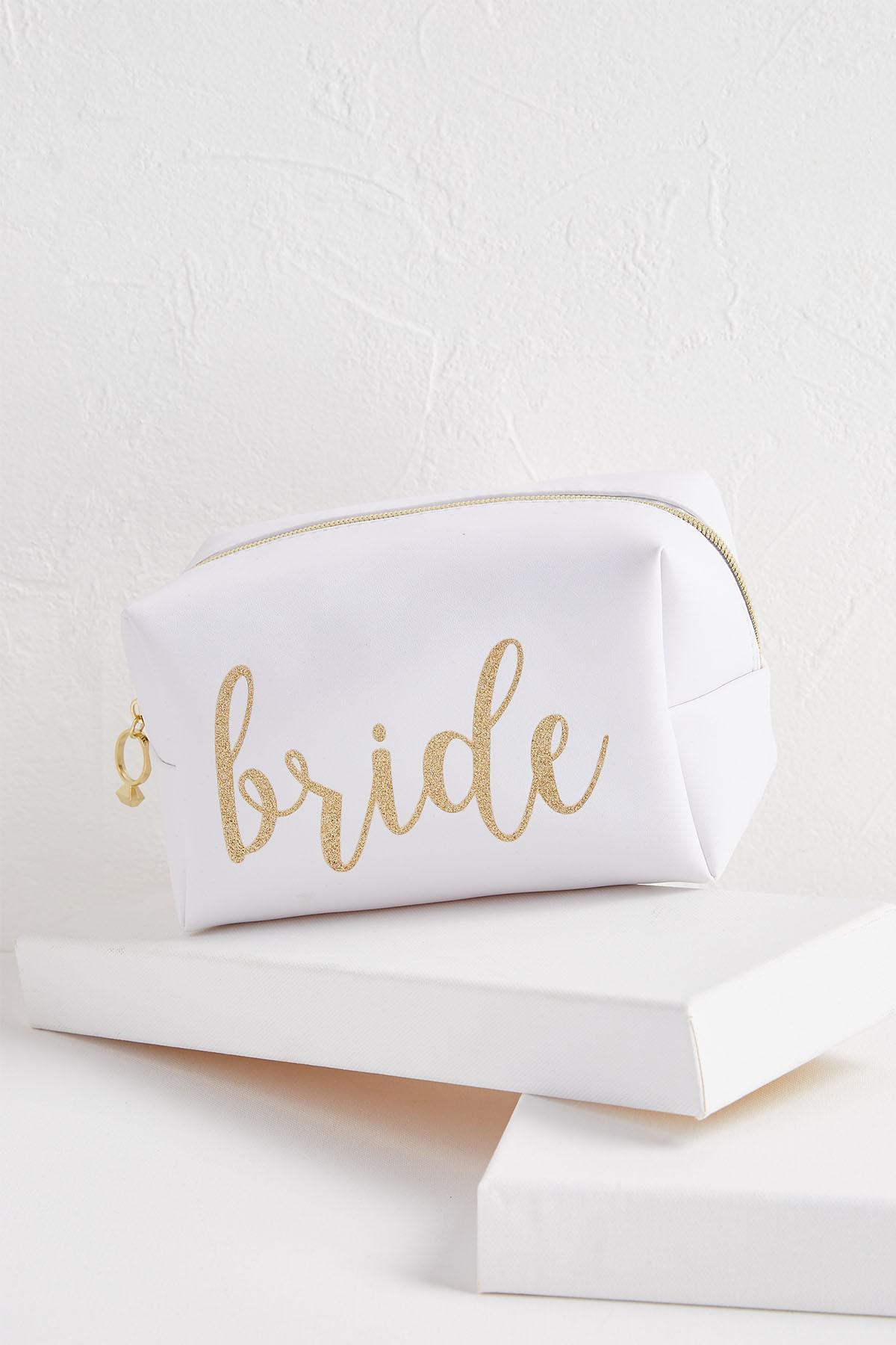 Bride Zip Pouch