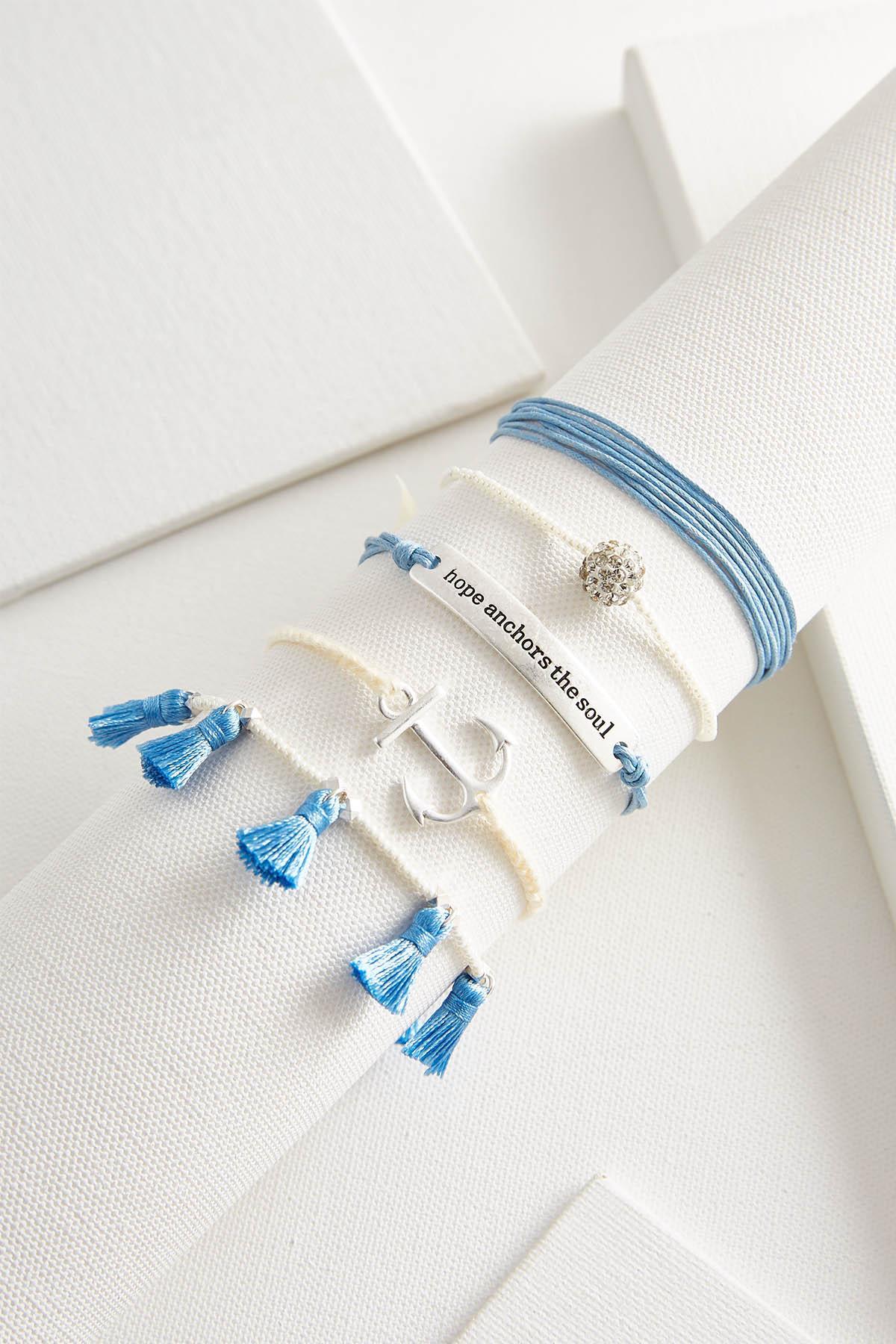 Hope Boho Bracelet Set