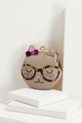 smart kitty coin purse
