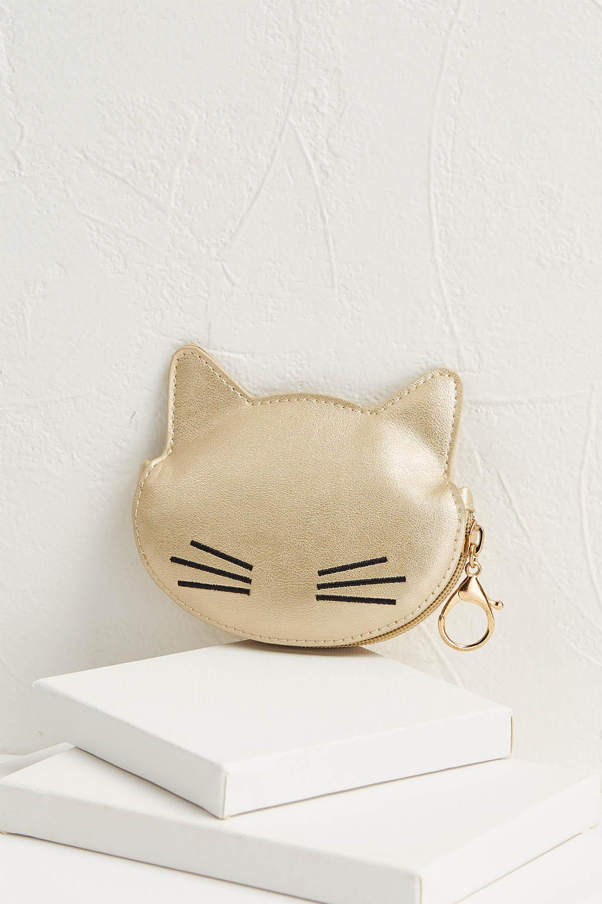 Cat Whisker Coin Purse