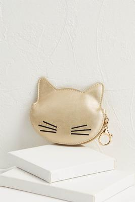 cat whisker coin purse s