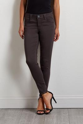 coffee bean skimmer pants