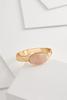 Semi- Precious Rose Hinge Bracelet