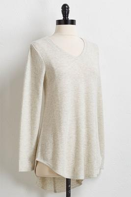 hacci high-low tunic