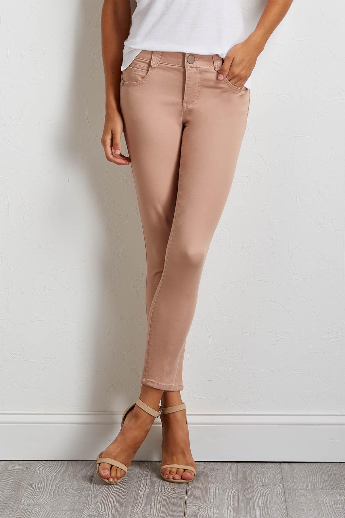 Rose Twill Pants