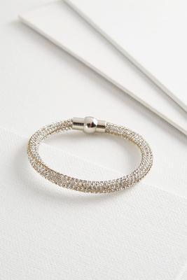 circular rhinestone bracelet