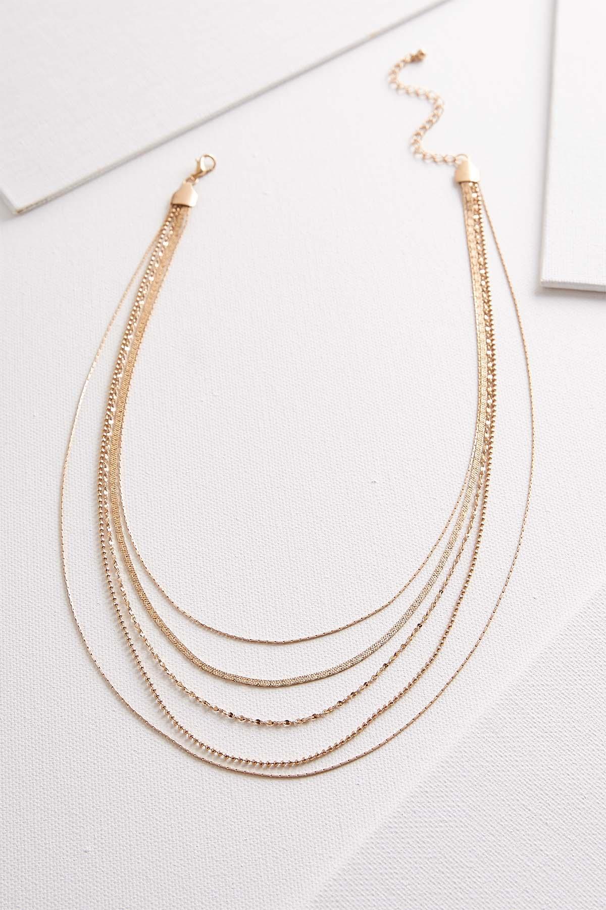 Dainty Layered Chains