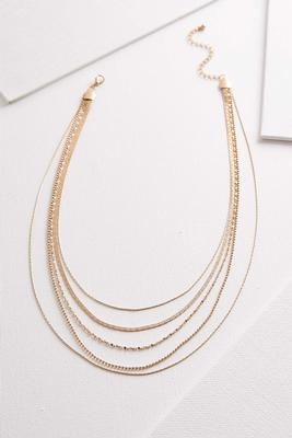 dainty layered chains