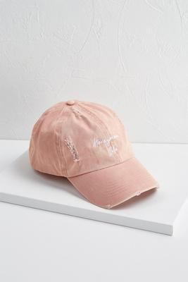 honeymoon life baseball hat