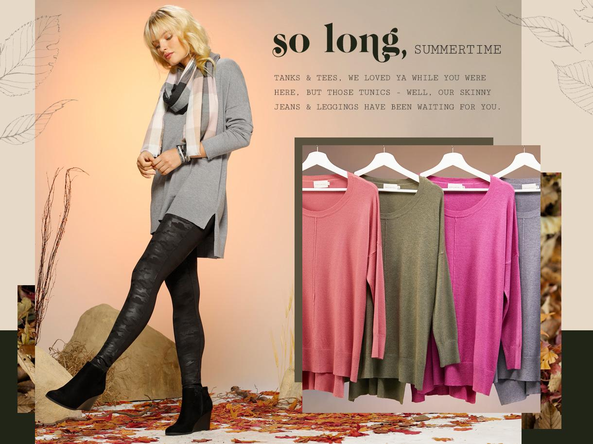 So Long Summertime collection