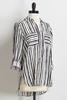Brushed Stripe Shirt