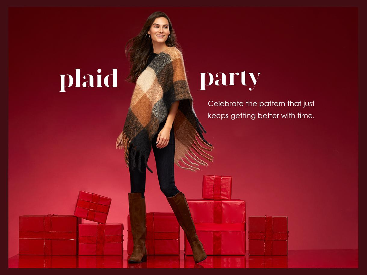 Plaid Party collection