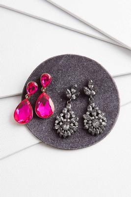 statement earring gift set