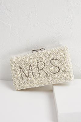 mrs pearl clutch