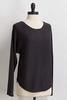 Pullover Shirttail Sweater