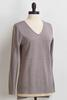 Glimmery Lurex Tunic Sweater