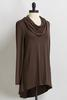 Bamboo Cowl Neck Tunic