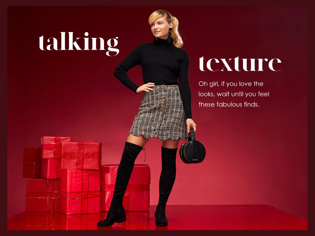 Talking Texture collection