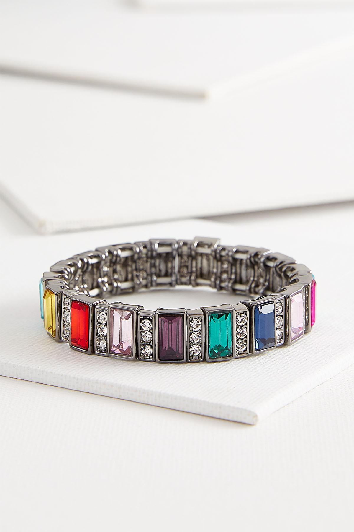 Jeweled Stretch Bracelet
