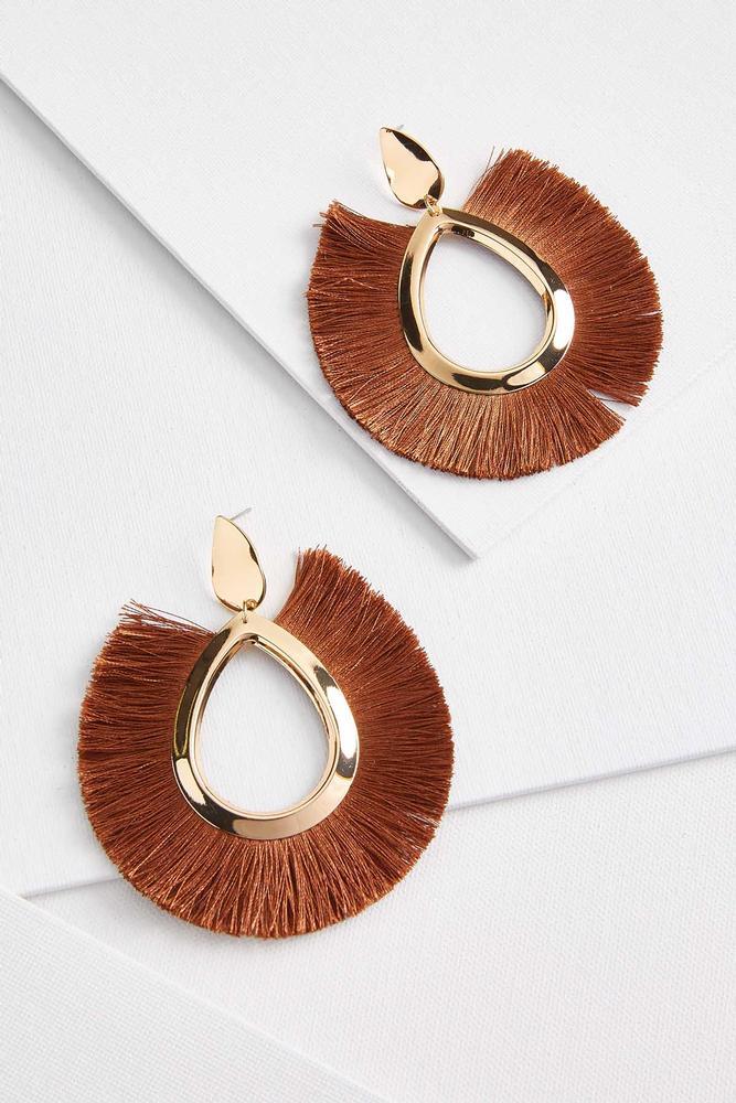 Fabulous Fringe Earrings