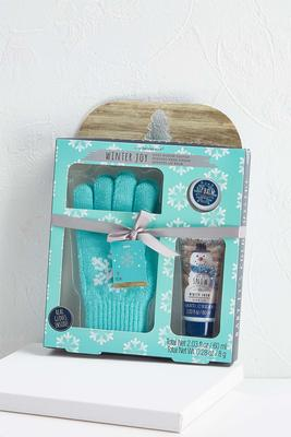 winter joy gift set