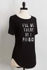 Be There In Prosecco Tee
