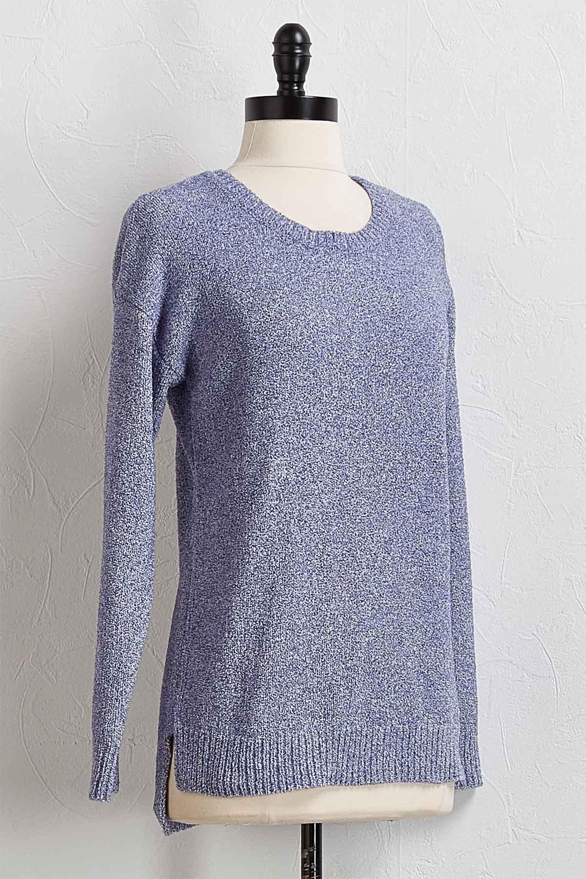 Cozy Speckled Sweater