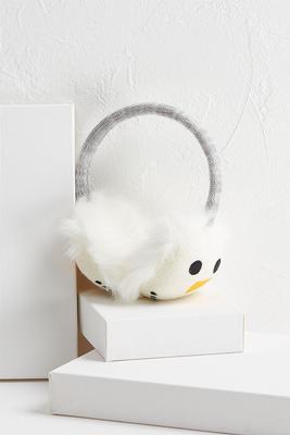 snowman earmuffs